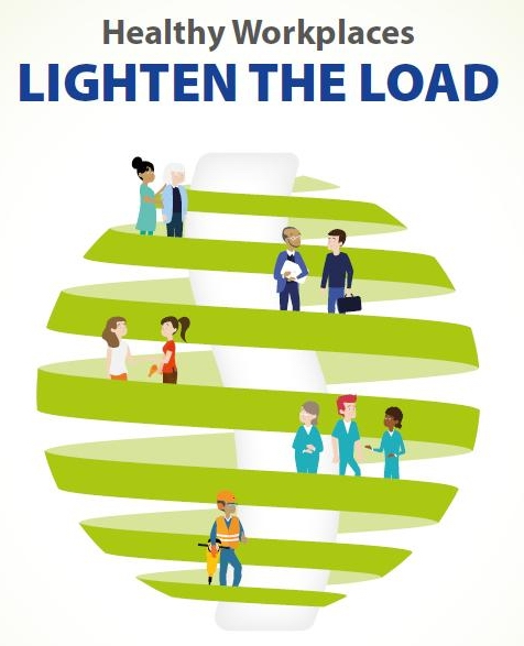 2020 - 2022: Healthy Workplaces Lighten the Load