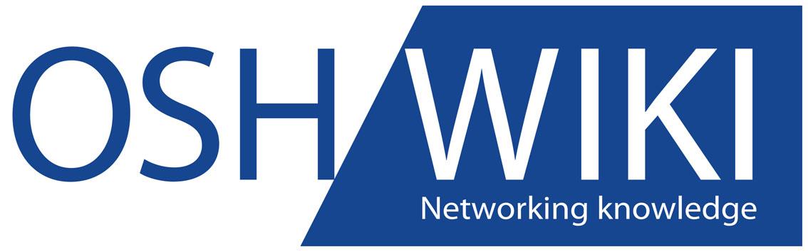 OSHwiki logo